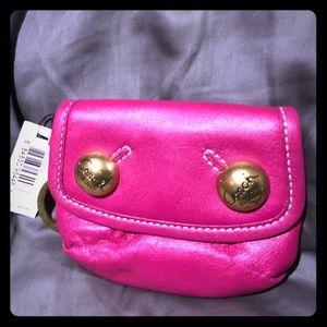 Adorable Coach Keyfob wallet